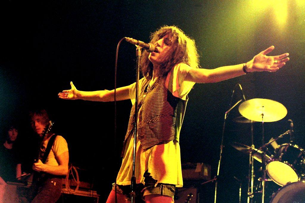 Kvinnliga rockartister