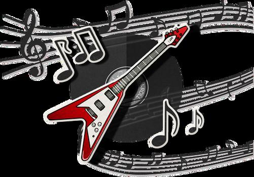 Fördelar med rockmusik på arbetsplatsen